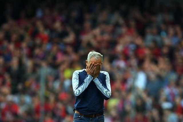SC Freiburg lässt sich von Hannover 96 mit 0:3 deklassieren