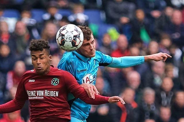 Der SC Freiburg braucht Leistungsdruck bis zum letzten Spieltag