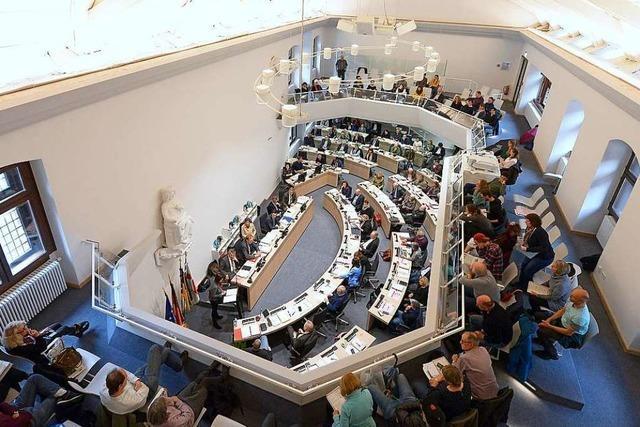 Auf den Kommunalwahllisten in Südbaden finden sich einige prominente Namen