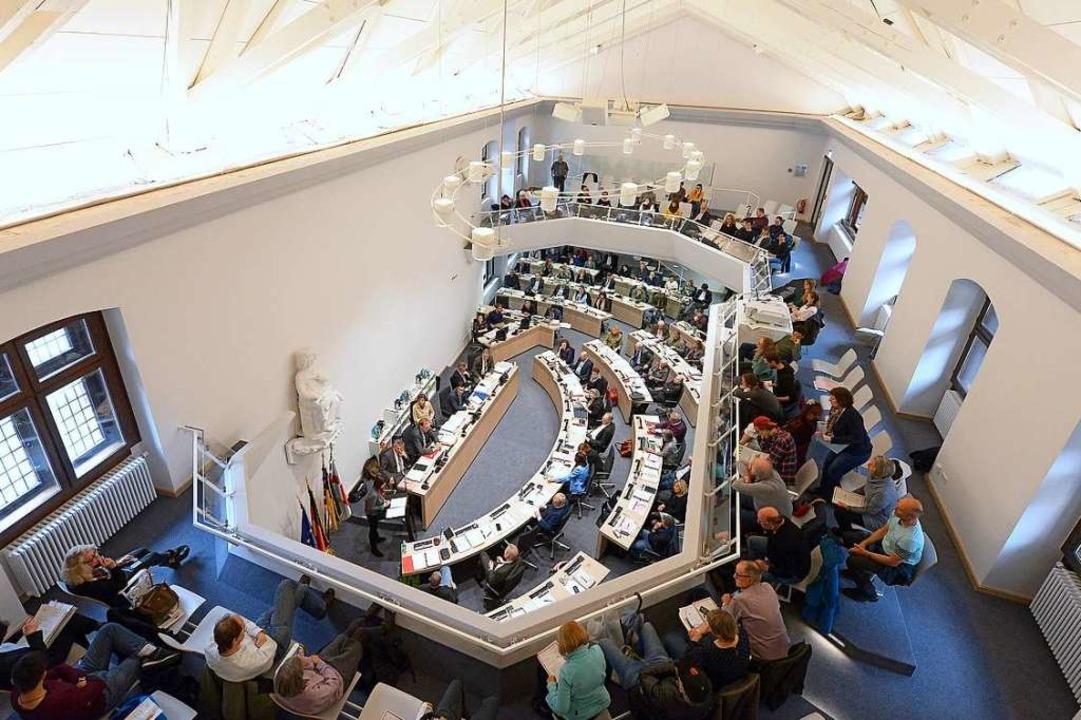 Die Sitzungen machen nur einen Teil der Arbeit eines Stadtrats aus.  | Foto: Ingo Schneider