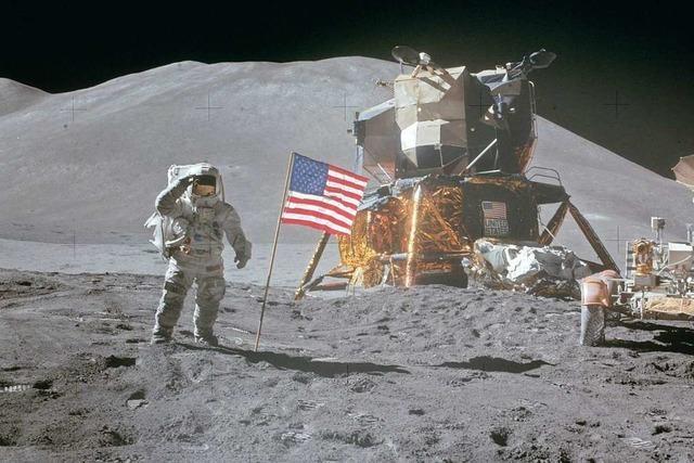 Was ist eine Mondlandefähre?