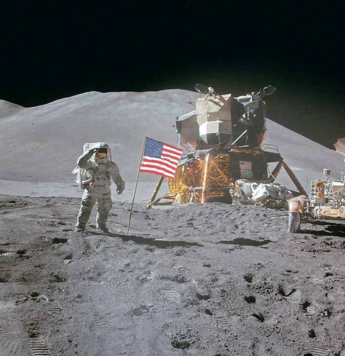 Was ist eine Mondlandefähre?  | Foto: obs