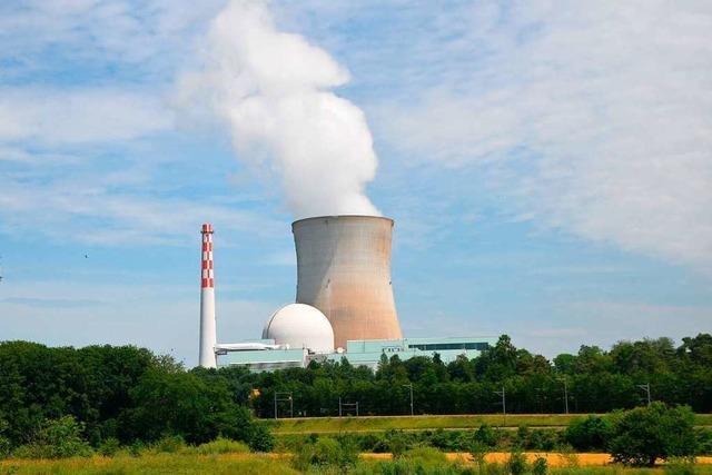 Der Schweizer Reaktor Leibstadt wurde wegen Panne am Druckregler abgeschaltet