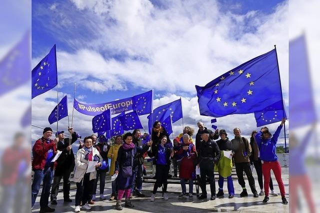 Europa in stürmischen Zeiten