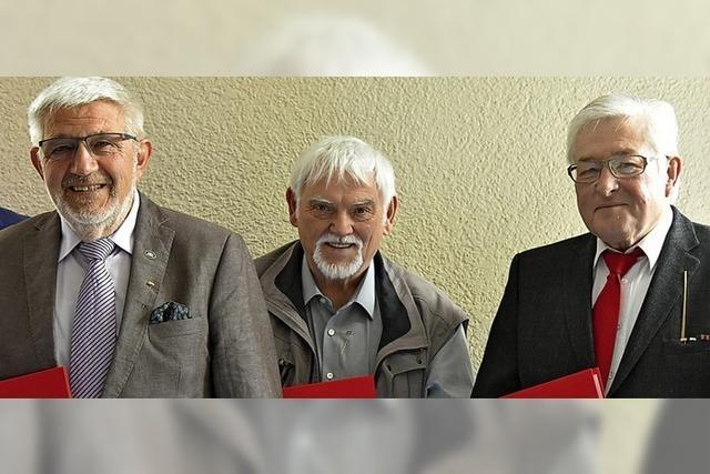 Heinz-Rudolf Hagenacker lobt den Pragmatismus