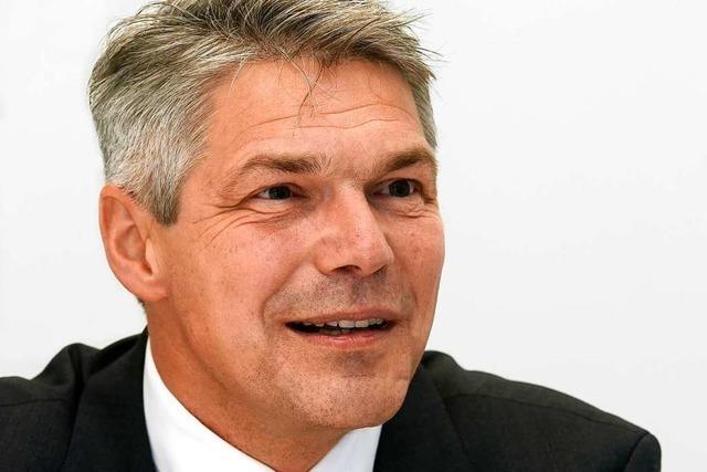 Bürgermeister Stefan Breiter sieht die Grenzen des Freiburger Haushalts erreicht