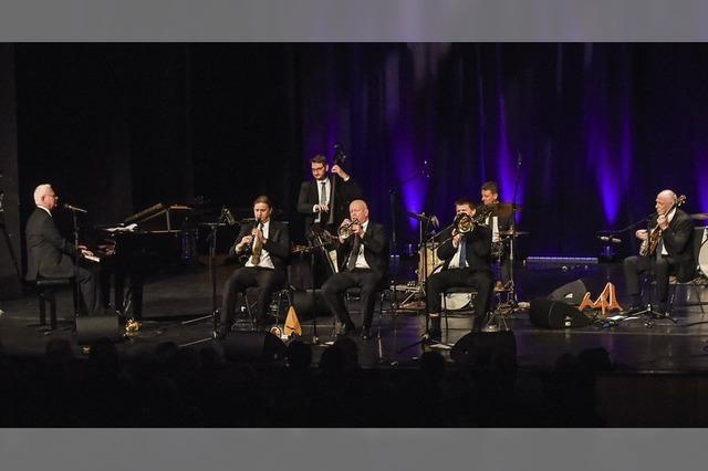 Die Fülle des New-Orleans-Jazz im Augustinum