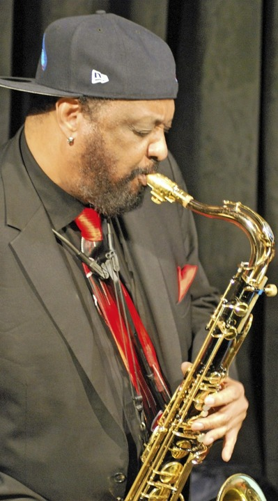 Chico Freeman im Lörracher Jazztone  | Foto: Thomas Loisl Mink