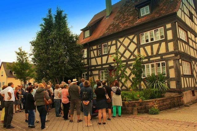 Die Freitag-Führungen in Ettenheim gehen wieder los