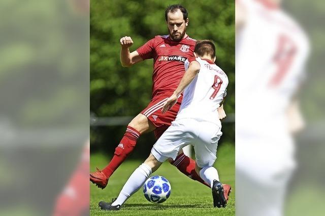 Freiburger FC bleibt Tabellenführer Rielasingen auf den Fersen