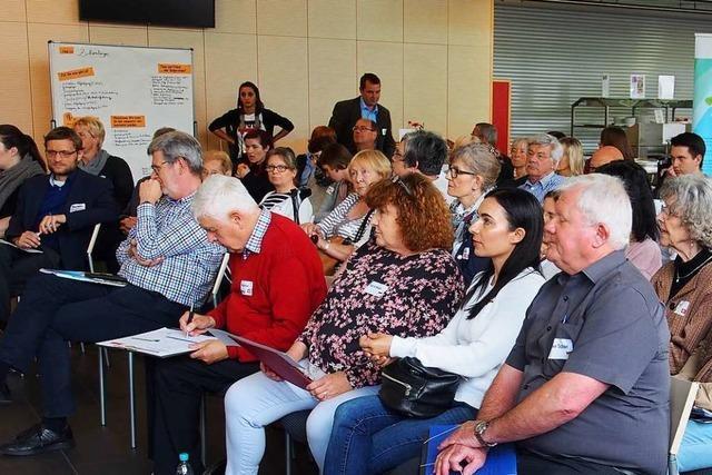 Wie war's beim...Ersten grenzüberschreitenden Bürgerdialog am Hochrhein?