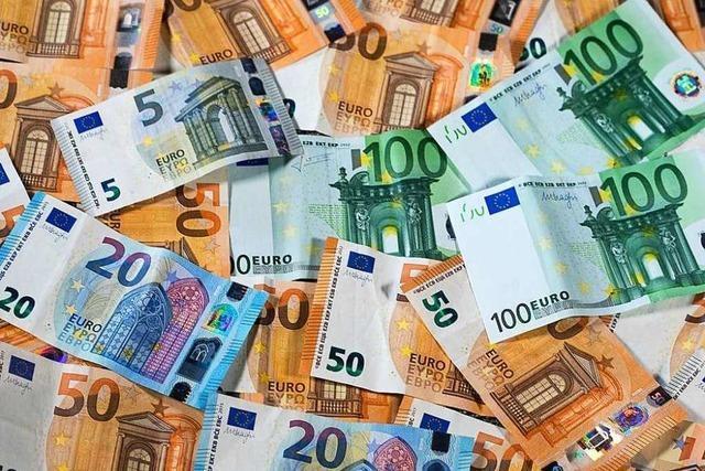 Ein Haushalt ohne die Handschrift des Finanzbürgermeisters