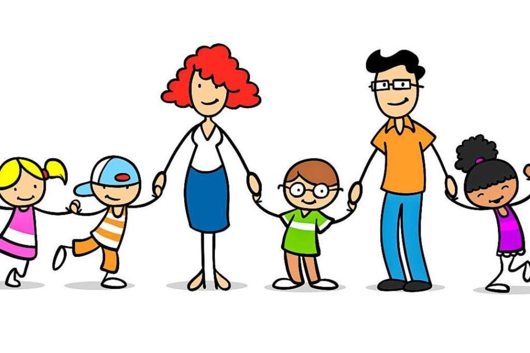 Mitunter setzen sich Familien neu zusammen. Auch durch Adoption.  | Foto: Robert Kneschke (stock.adobe.com)