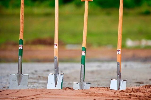 Stegener Rat entscheidet: Das Baugebiet Nadelhof erhält den Vorrang