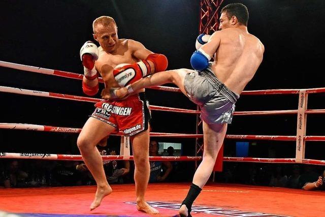 Am Samstag ist wieder Champions Fight Night in der Staudingerhalle