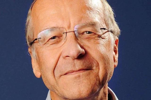 Prof. Dr. Klaus-Dieter Rückauer (Freiburg)