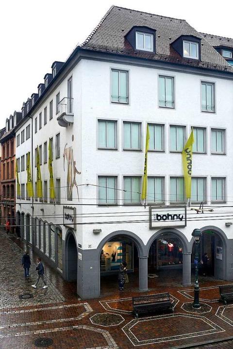 Seit 1940 befindet sich an dem Standor...Zweiten Weltkrieg entstandenen Neubau.  | Foto: Thomas Kunz