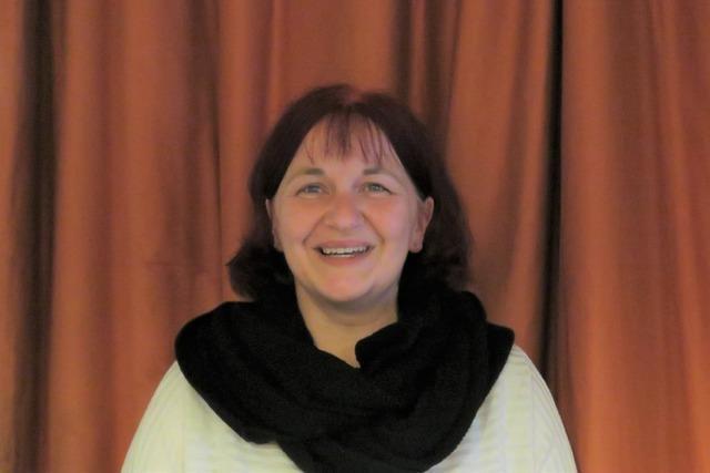 Edith Schaub ist die neue Vorsitzende der Feuerhexen