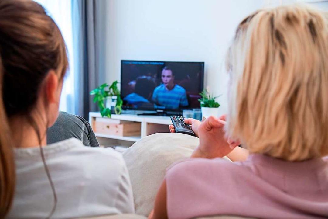 Schon ab 3. Juni werden Kabelkunden ke...eizer Fernsehen mehr empfangen können.  | Foto: Christin Klose (dpa/tmn)