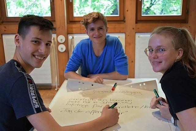 Beim Erstwähler-Forum äußerten junge Gundelfinger ihre Wünsche