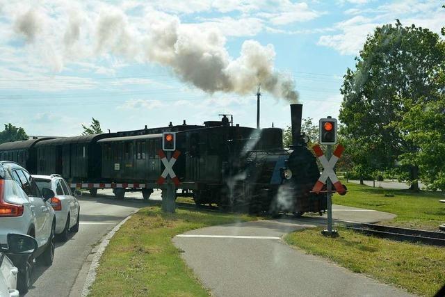 Grüne wollen stärkeres Signal für die Reaktivierung der Kandertalbahn