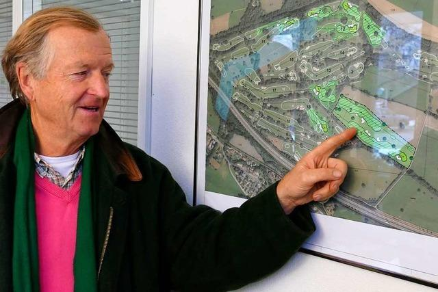 Verlegung zweier Golfbahnen in Kirchzarten zieht aufwändiges Verfahren nach sich