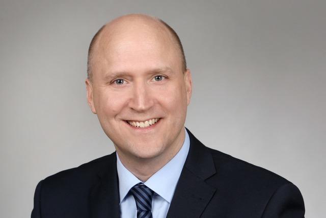 Dr. Bernhard Maas (Waldkirch)