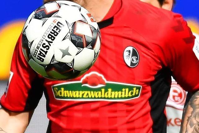 Schwarzwaldmilch bleibt Hauptsponsor des SC Freiburg