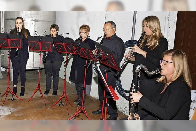 Sieben Stationen, sieben Ensembles