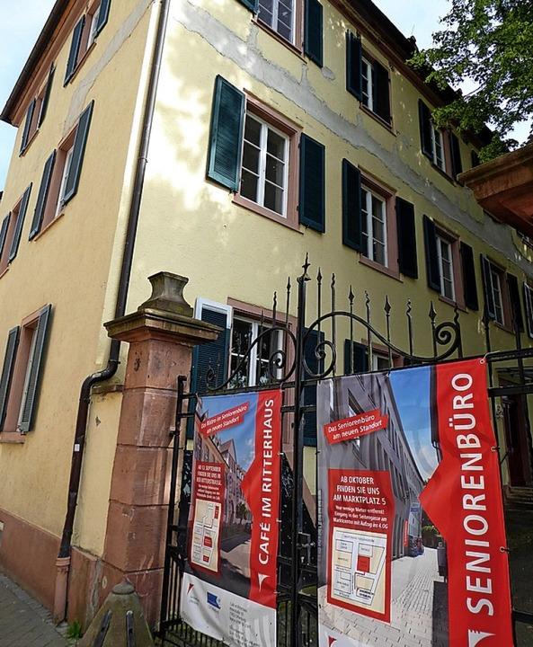 Das sanierungsbedürftige Anna-von-Heimburg-Haus.   | Foto: hsl