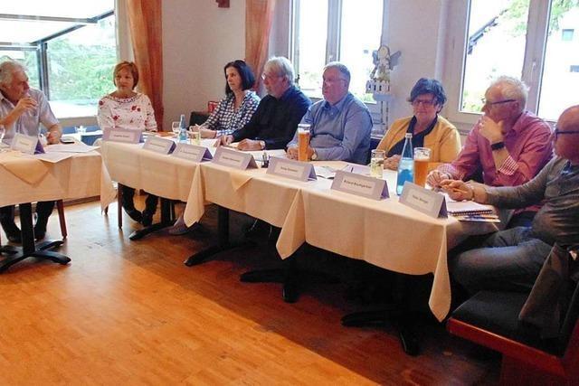 Senioren wollen eine Stimme im Rat
