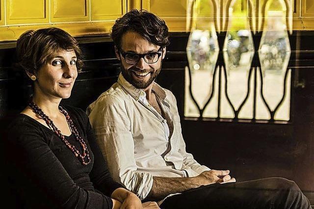Lietz & Lotte mit Chanson-Programm