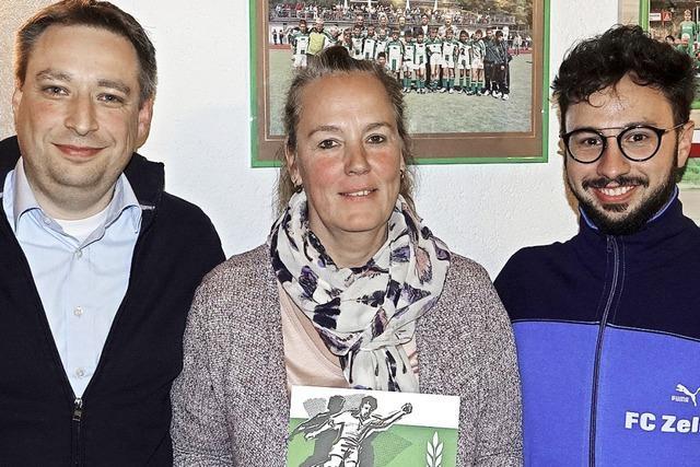 FC Zell träumt vom Aufstieg im Jubiläumsjahr