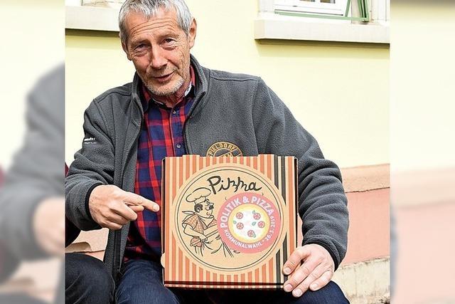 Pizza & Politik im Schulzentrum