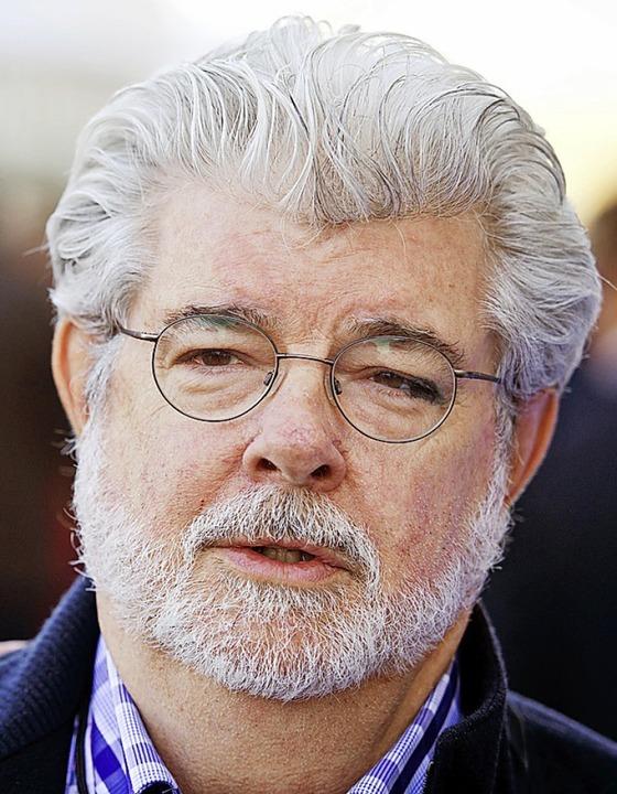 George Lucas   | Foto: David Ebener(dpa)