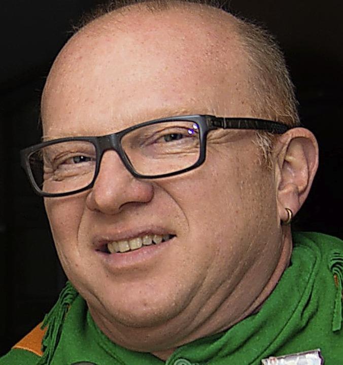 Bleibt  Vorsitzender:   Harald Sutterer.  | Foto: o. Michel
