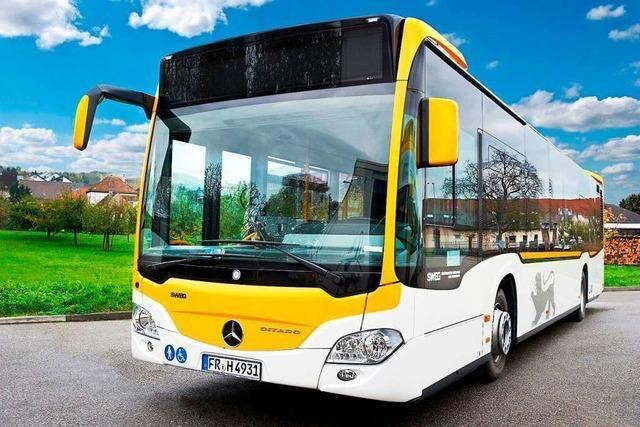 Muss das Busnetz im ländlichen Raum weiter ausgebaut werden?