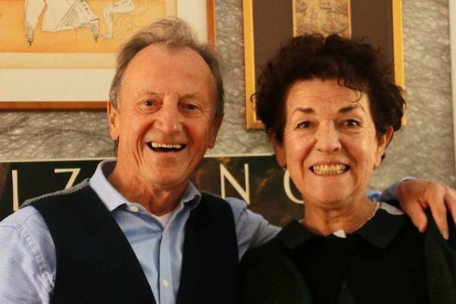 Rotraud und Heiner Sanwald: Wie ein Ehepaar sich um Freiburgs Kulturlandschaft verdient macht