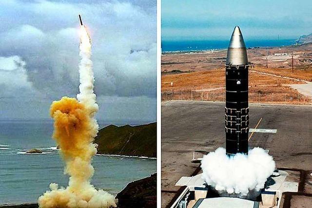 Warum haben manche Länder Atombomben?