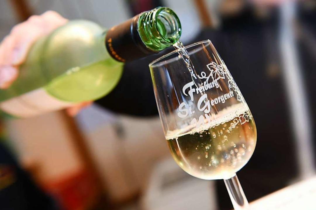 Für die traditionellen Weintage in St....alt ein strengeres Sicherheitskonzept.  | Foto: Rita Eggstein