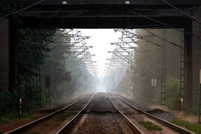 Die Deutsche Bahn hinkt in der Ortenau weit hinterher