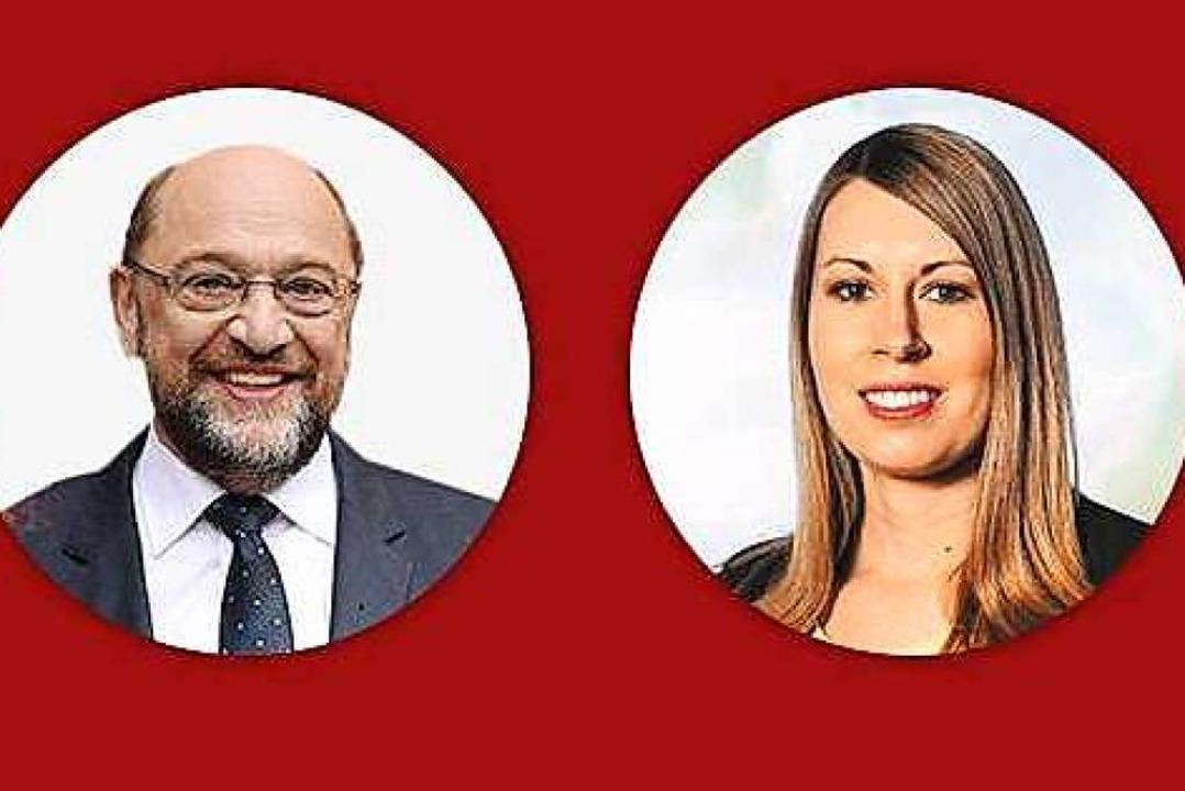 Martin Schulz war auf Einladung von Lu...8211; und hielt eine Rede über Europa.  | Foto: privat