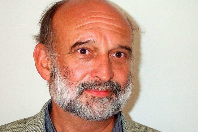 Dr. Gerhard Kienle (Efringen-Kirchen)