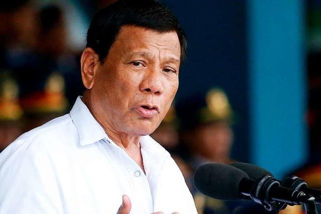 Auf den Philippinen wird das Töten von Drogenabhängigen mit Kopfgeld belohnt