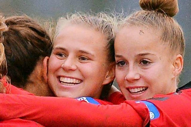 Drei SC-Spielerinnen stehen im deutschen WM-Kader