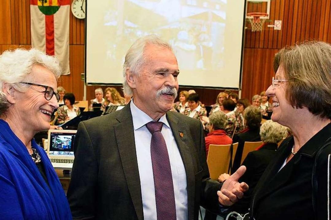 Nach 20 Jahren im Amt wird Munzingens ...damit sein letzter in dieser Funktion.  | Foto: Thomas Kunz