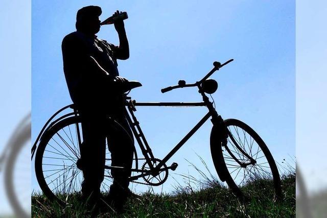 Polizei zieht betrunkenen Radfahrer aus dem Verkehr