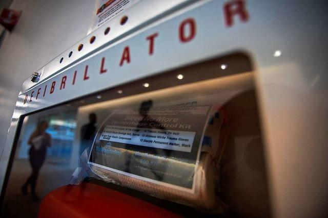 Defibrillatoren in Grenzach-Wyhlen: Wo man die 20 Geräte findet