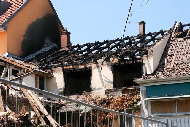 Die Uehlin-Häuser in Schopfheim dürfen nicht abgerissen werden