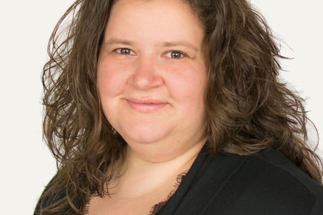 Katrin Gruber-Späth (Endingen-Kiechlinsbergen)